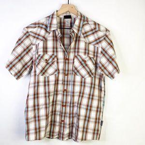 Patagonia Button Down Plaid Shirt